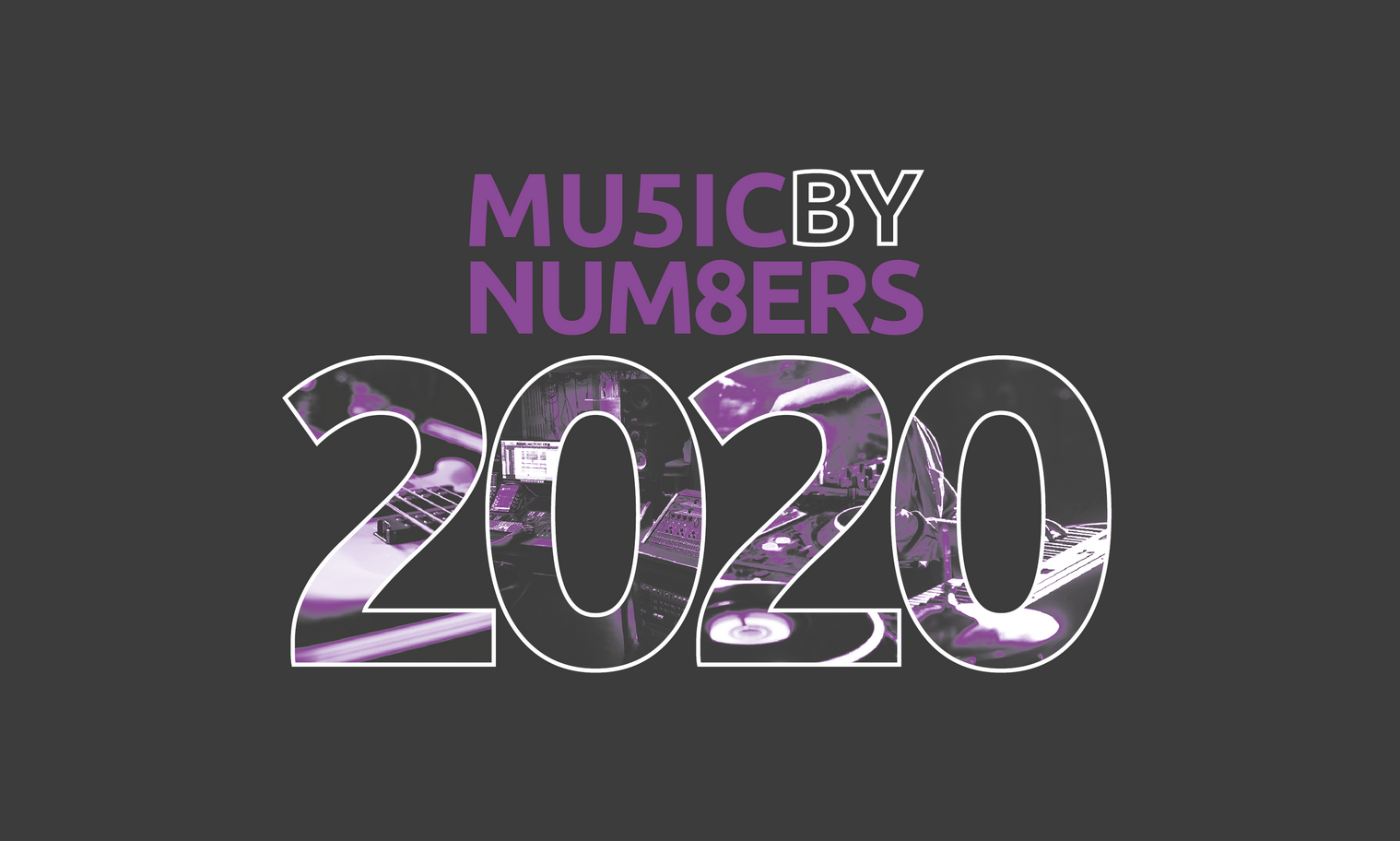 Music By Numbers 2020 by UK Music