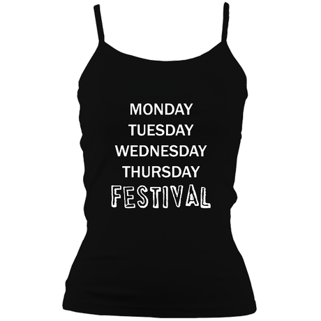 Festival T-Shirts for Small Festivals