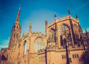 Coventry to host UK City of Culture 2021